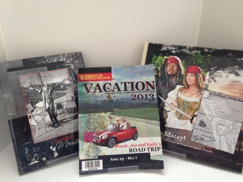 Vacation Books