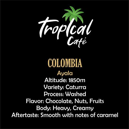 Colombia Ayala