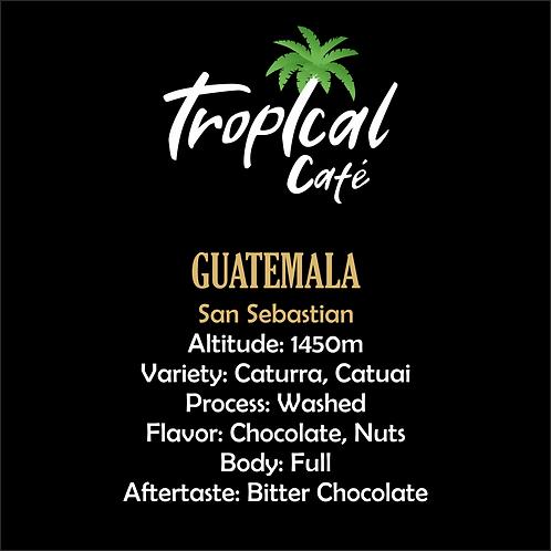 Guatemala San Sebastian