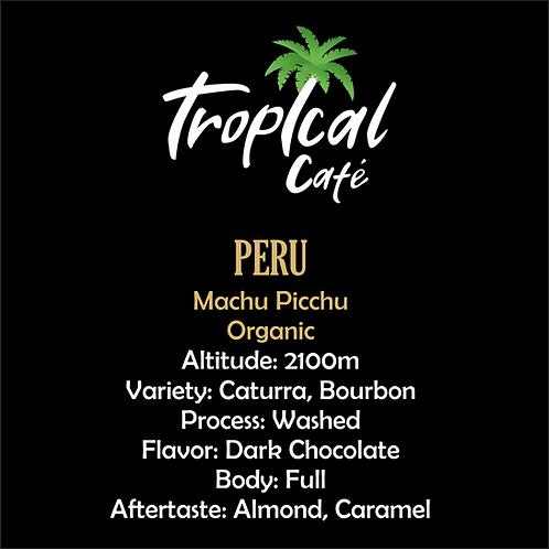 Peru Machu Picchu Organic