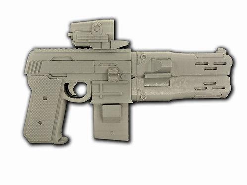 Infinity Pistol Borderlands 3 Replica Prop Gun 3D Printed