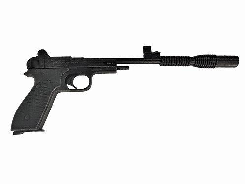 Princess Leia Blaster Defender Sporting Blaster Pistol Replica 3D Printed