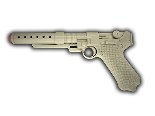 Jyn Erso A180 Blaster 3D Printed Replica Prop Star Wars Pistol
