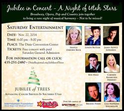 Jubilee in Concert 2014