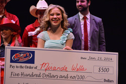 Dixie's Got Talent 2014