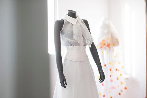Poéme : robe de mariée