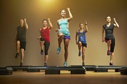 Фитнес-степ