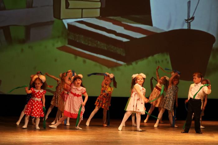 Занятие для группы «Танец Сказка»