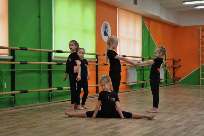 Летний городской танцевальный лагерь в Школе Танцев «Балтийское Созвездие»