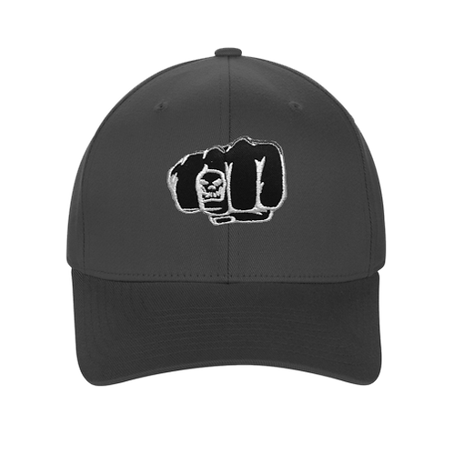 SP SKULL FIST HAT
