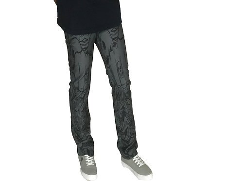 SP OVERLORD PANTS GREY