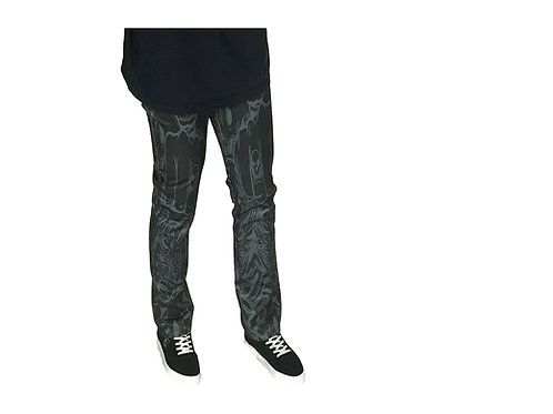 SP OVERLORD PANTS BLACK