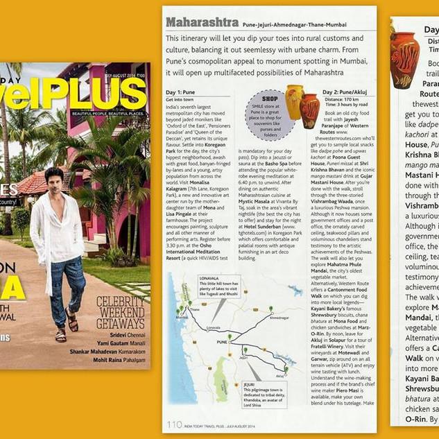 Travel Plus August 2014