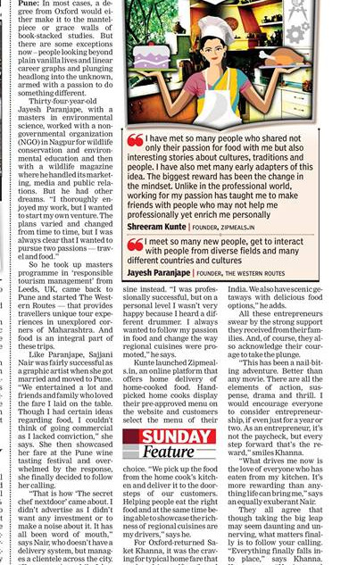 Times of India April 12, 2015