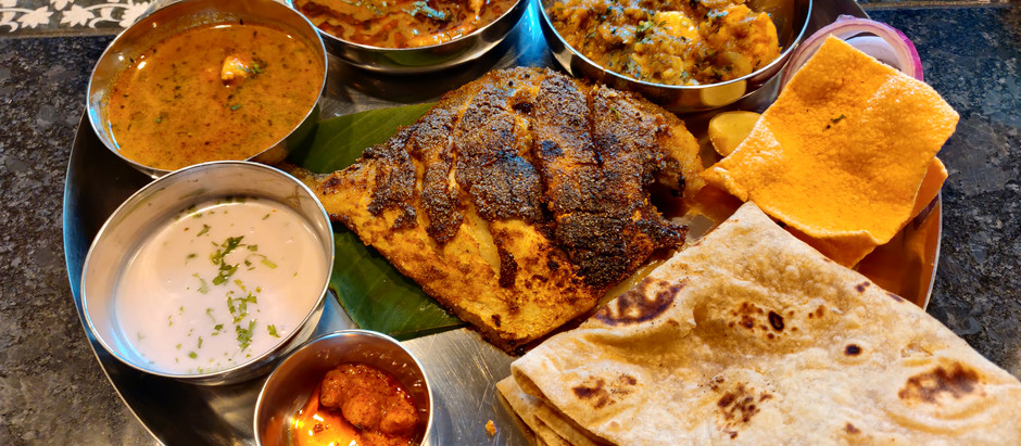 Restaurant Review: The Fish Thali