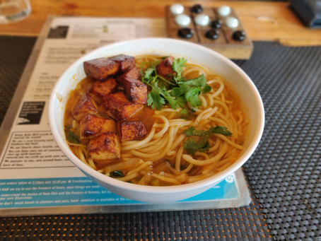 Restaurant Review: Dorje and the Bell