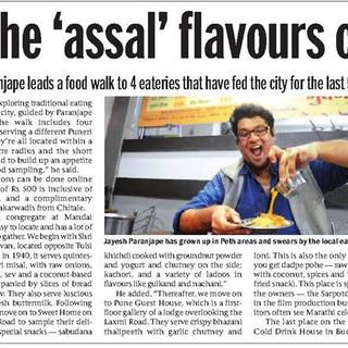 Pune Mirror January 18, 2014