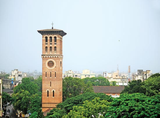 Ever visited this church in Pune built in the 1800s?