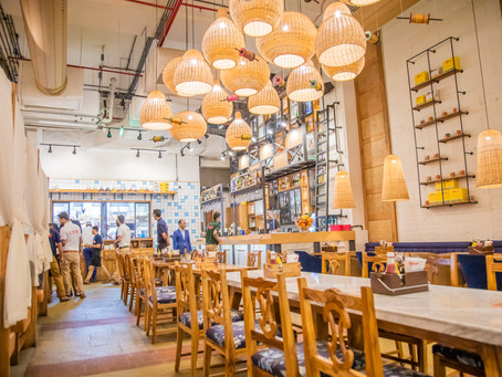 Restaurant Review: Cafe Delhi Heights