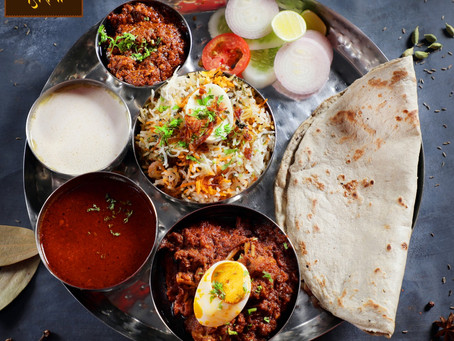 Restaurant Review: Maharaja
