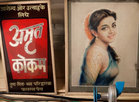 Cold Drink House: One of the Oldest Restaurants to Serve Mastani