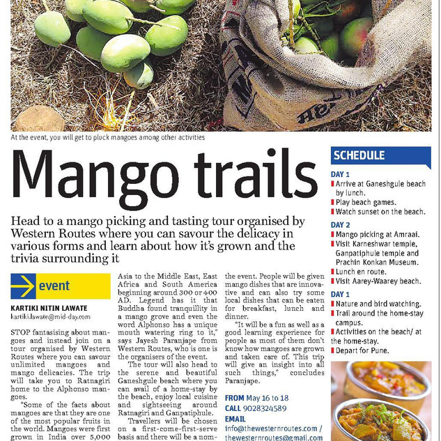 Mid-Day May 7, 2014