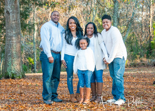 through my eyes: the johnson family