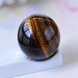 Tiger Eye Sphere