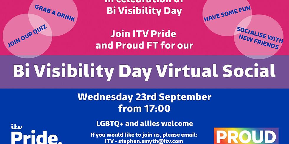 Celebrating Bi Day of Visibility