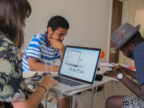Skapa Sammanhang_Mediaprojekt for unga.J