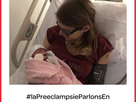 Témoignage sur la pré-éclampsie (Sophie) : éclampsie et HELLP post-accouchement