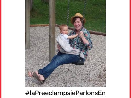 Témoignage sur la pré-éclampsie post partum (Pauline)