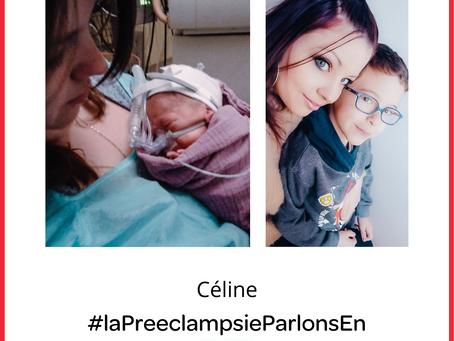Pré-éclampsie précoce et sévère : une pathologie mortelle (Céline)