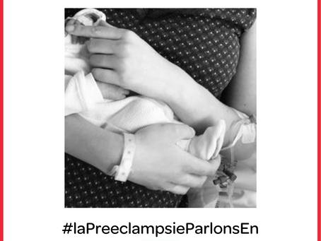 Témoignage sur la prééclampsie (Morgane) : HELLP syndrom post-accouchement