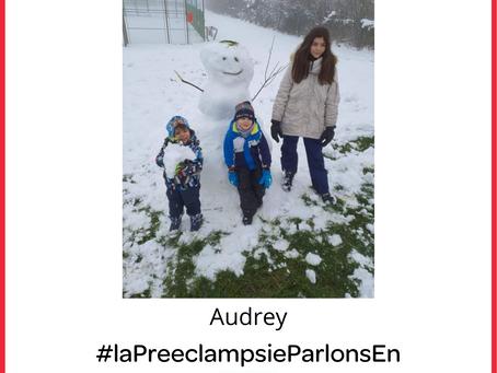 Pré-éclampsie et grossesses d'après (Audrey)