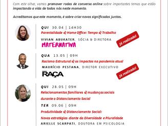 Projeto Symrise: DiverSym Talks