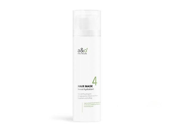 HAIR MASK 4 boost hydration! 200ml