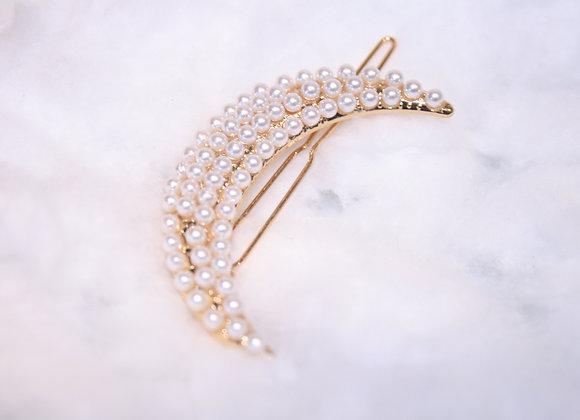Pearl Moon Haarspange