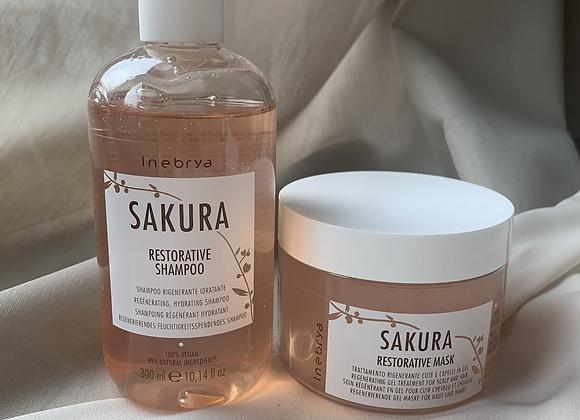 Inebrya Sakura Regenerierendes Set