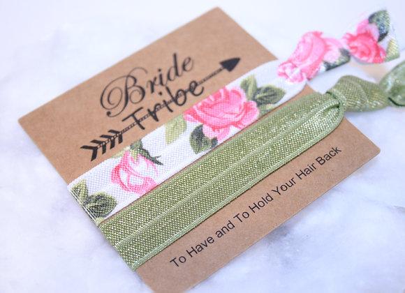 Flowery Hairband Set Haarbänder div. Farben