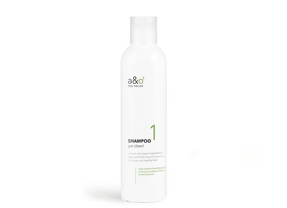SHAMPOO 1 get clean! 200ml