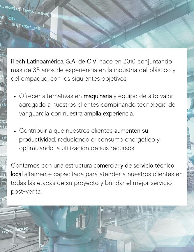 ¿Quien es iTech Latinoamérica?