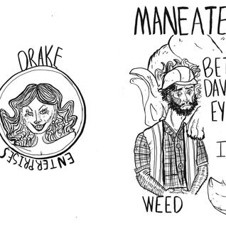 Maneater: Bette Davis Eyes I