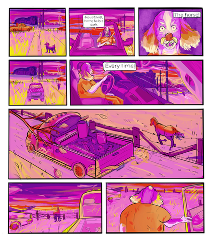 Before Dark Pg 1