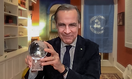 Mark Carney Global Citizen Laureate 2020