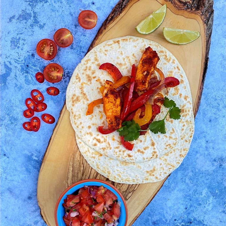 Zoom 12-week Healthy Cookery Skills Course