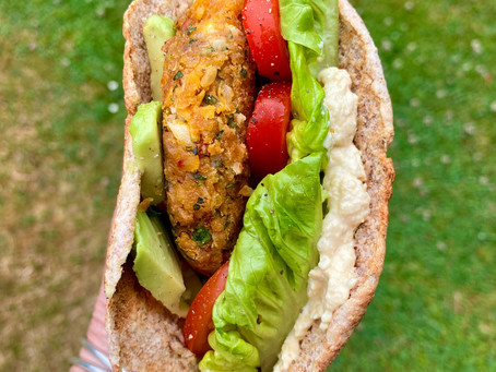 Very Good Veggie Burgers