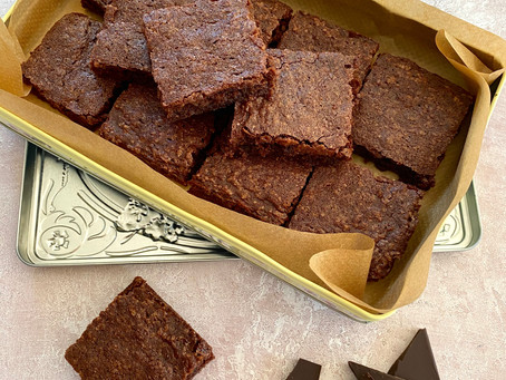 Auntie Jo's Best Ever Chocolate Brownies