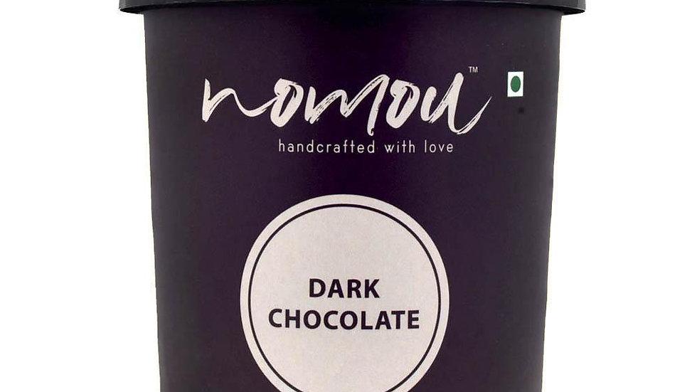 Nomou Dark Chocolate Ice Cream