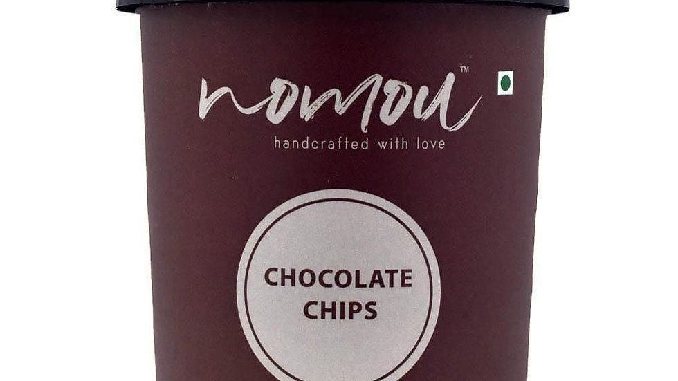 Nomou Chocolate Chips Ice Cream